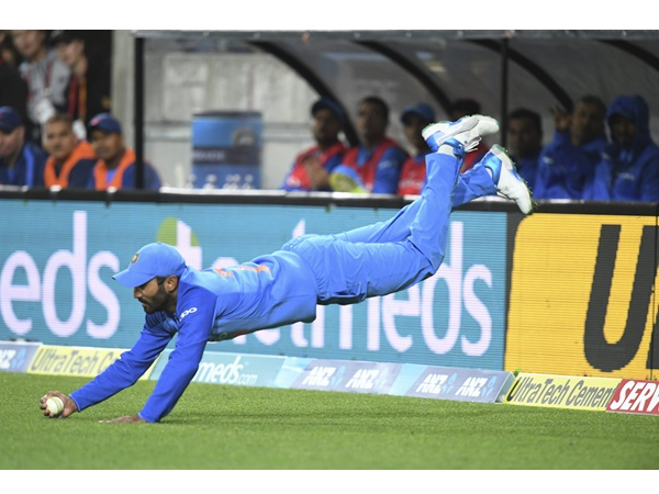 Dinesh Karthik Dropped Catch