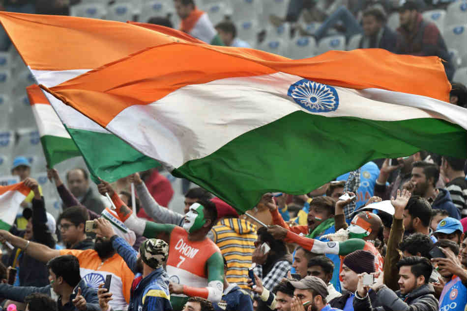 Indian Fans Face Trouble Entering Dubai Stadium