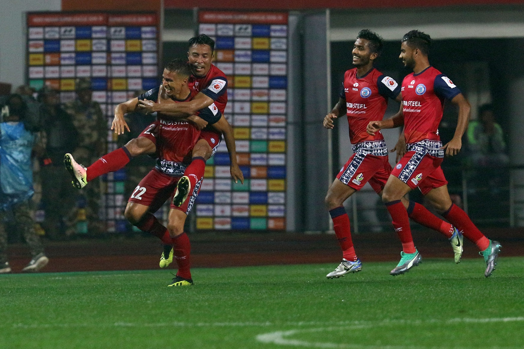 Isl Jamshedpur Inch Closer To Playoffs