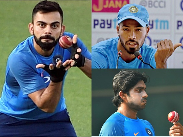 Vijay Shankar And Hardik Pandya For World Cup