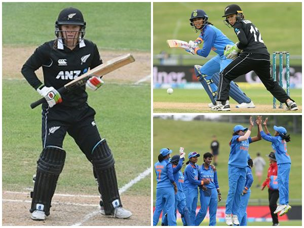 Newzealand Beats India In Womens T20 Match