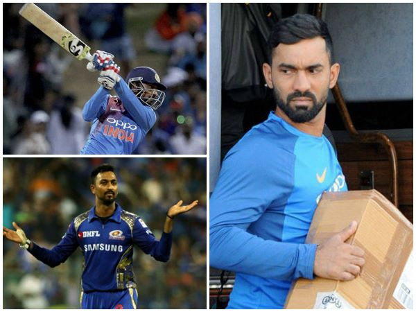 Mumbai Indians Take A Slight Dig At Dinesh Karthik After India Lost 3rd Match Against Kiwis
