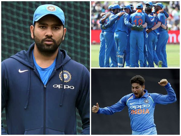 Decisions By Captain Rohit Sharma That Cost India T20 Series Against Kiwis