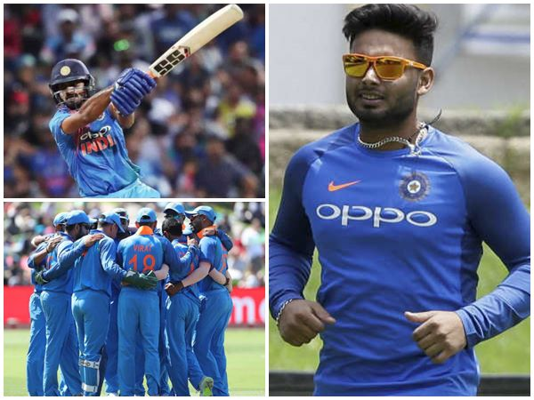 Rishabh Pant And Vijay Shankar In Contention For Next World Cup Says Prasad