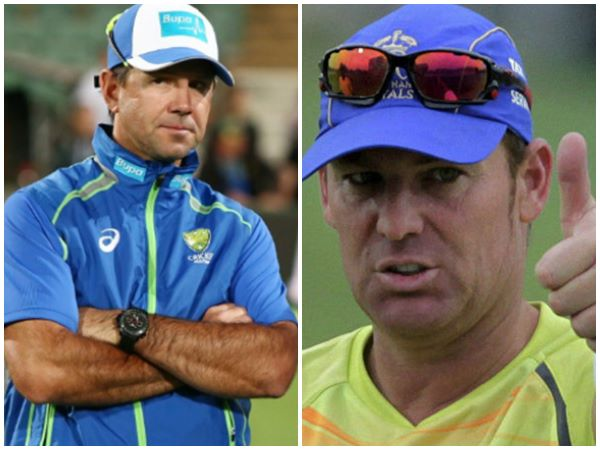 Ricky Ponting To Be Banned From Ipl Says Shane Warne