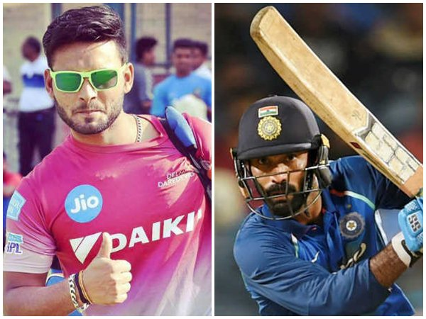 Pant Must Play In Upcoming World Cup Ahead Of Karthik Theses Are The Reasons