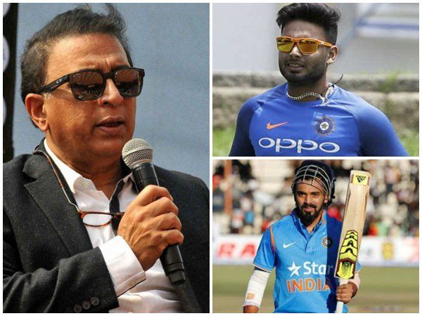 Gavaskar Wants This Player To Be India S Back Up Opener In World Cup