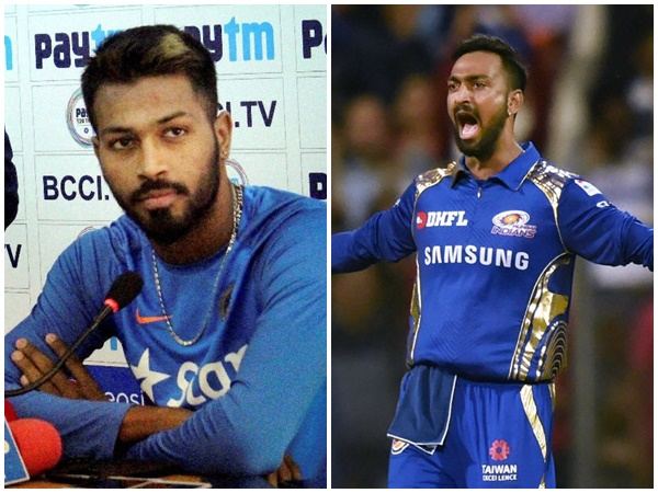 Pandya Brothers Play Together For India