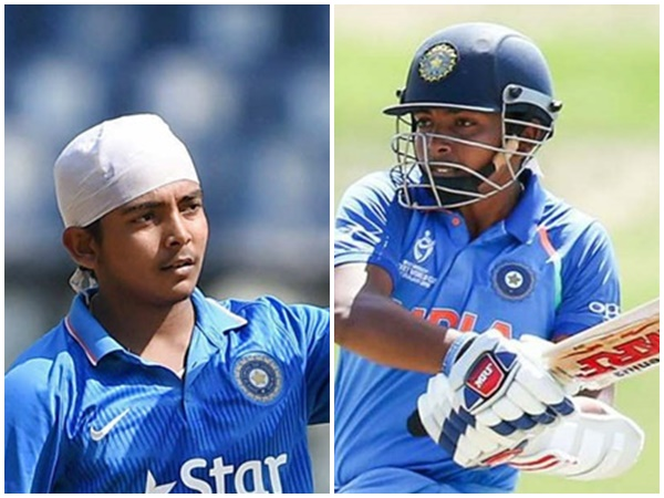 Prithvi Shaw Returns From Injury