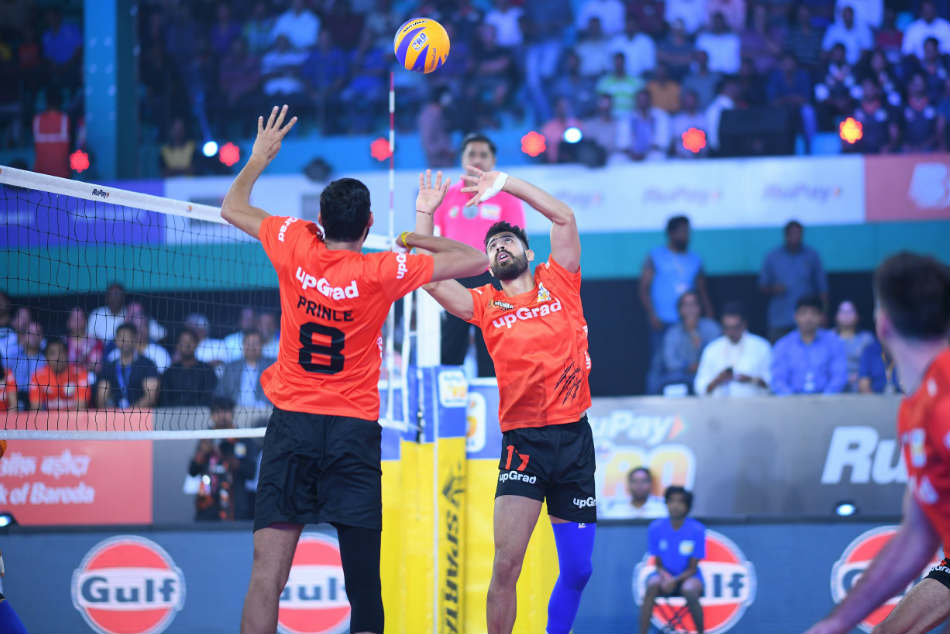 Pro Volleyball League Hyderabad