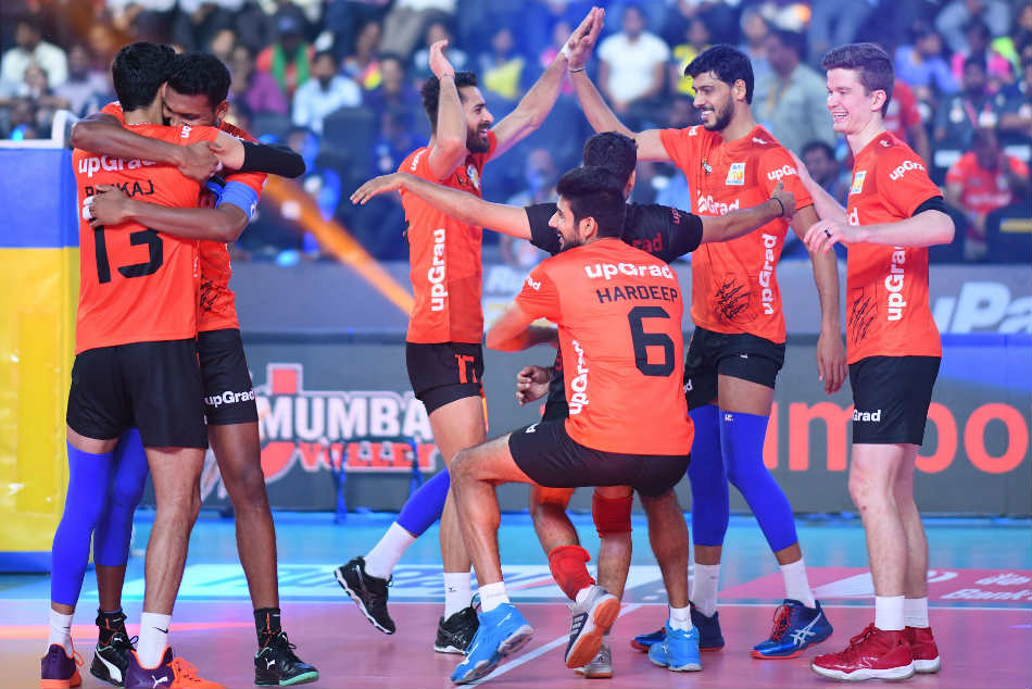Pro Volleyball League U Mumba Volley