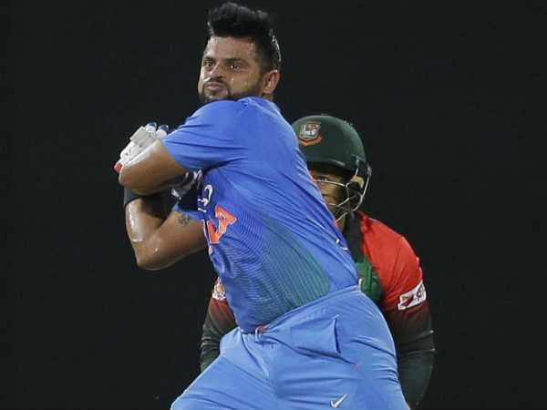Suresh Raina Fires Up To Big Win In Syed Mushataq Ali Trophy