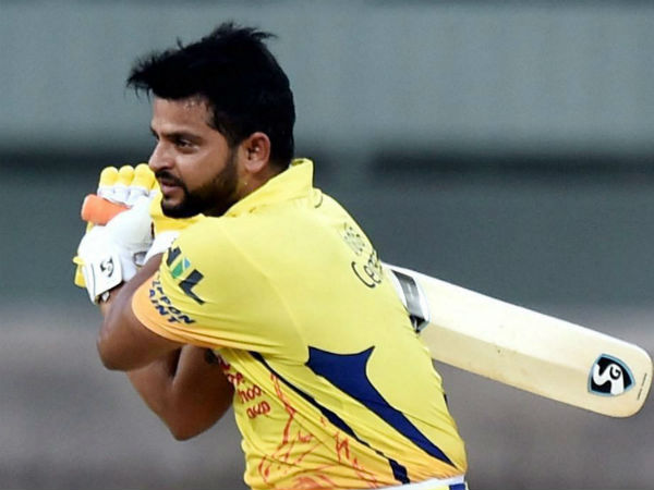 Suresh Raina Creates History In T20 Cricket