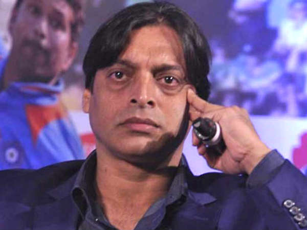 India Have The Right To Pull Out Of The Match Against Pakistan Says Shoaib Akhtar