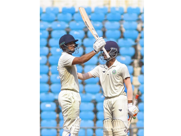 Vidarbha Beat Rest Of India To Defend Irani Cup