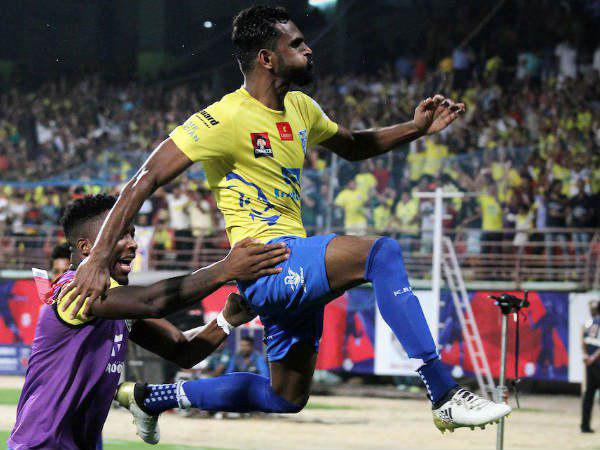 Facebook Post About Former Kerala Blasters Player Ck Vineeth