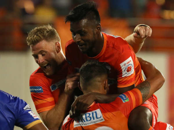 Pune City Beats Mumbai City In Indian Super League Match
