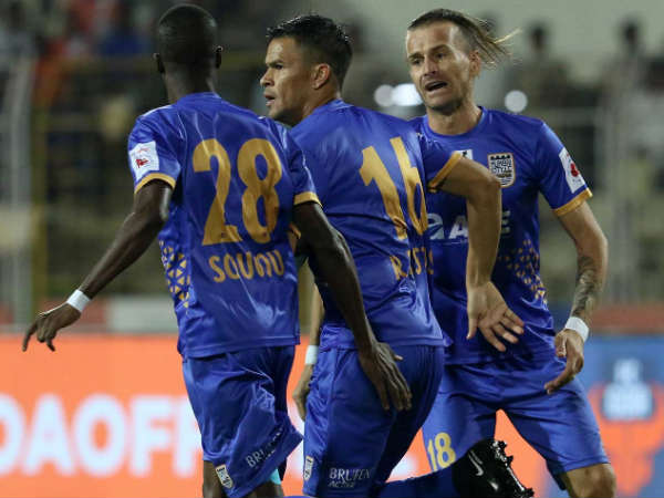 Fc Goa Beats Mumbai City In Indian Super League Semi Final