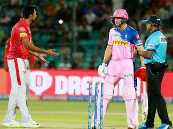 Jos Buttler Refuses To Shake Hands With Ashwin After Match