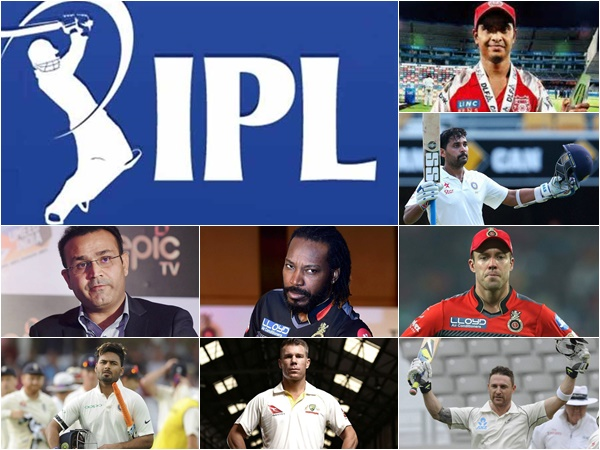 The 10 Highest Scores In Ipl History