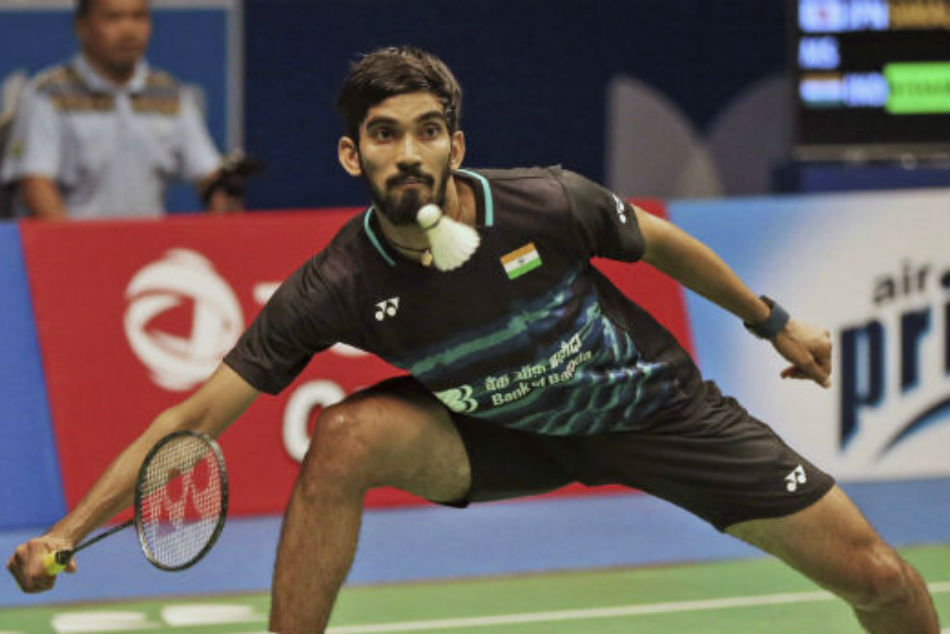 All England Championships Srikanth Loses To Momota