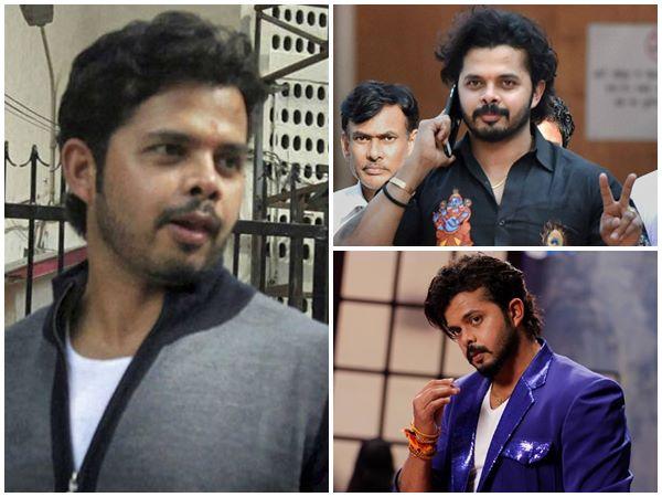 Sreesanth Eyes Comeback To Cricket After Ban Lifted
