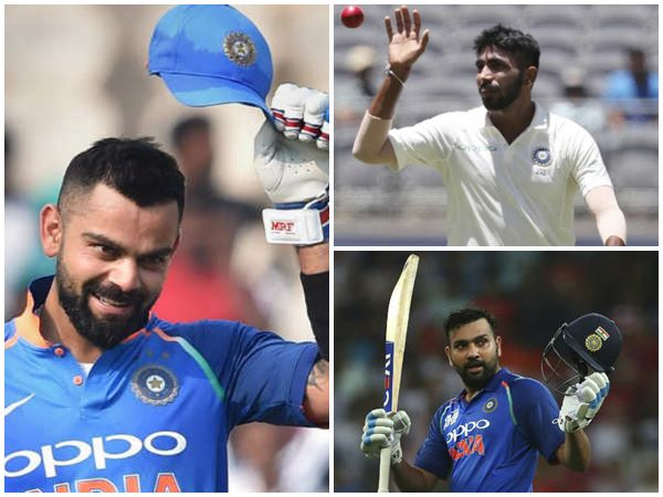 Virat Kohli And Jasprit Bumrah Retains Number One Rank