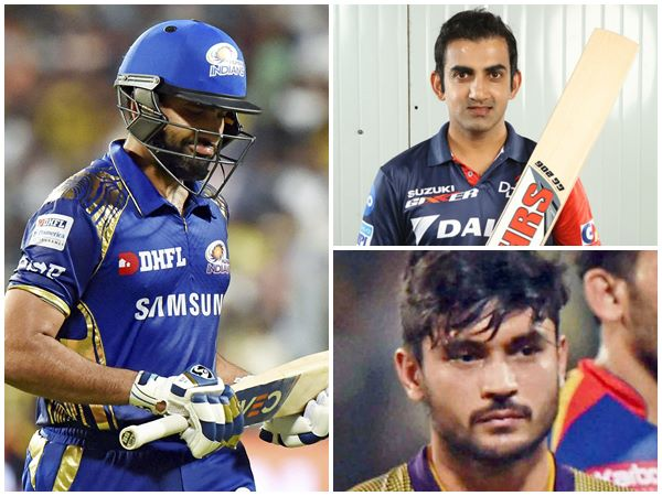 Players Who Have Most Ducks In Indian Premier League