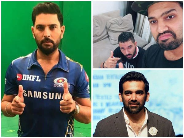 Rohit And Zaheer Reveals About Yuvraj Singh S Role For Mumbai In Ipl