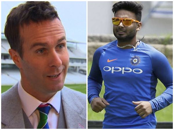 Michael Vaughan Supports Rishabh Pant After Ipl Innings For Delhi