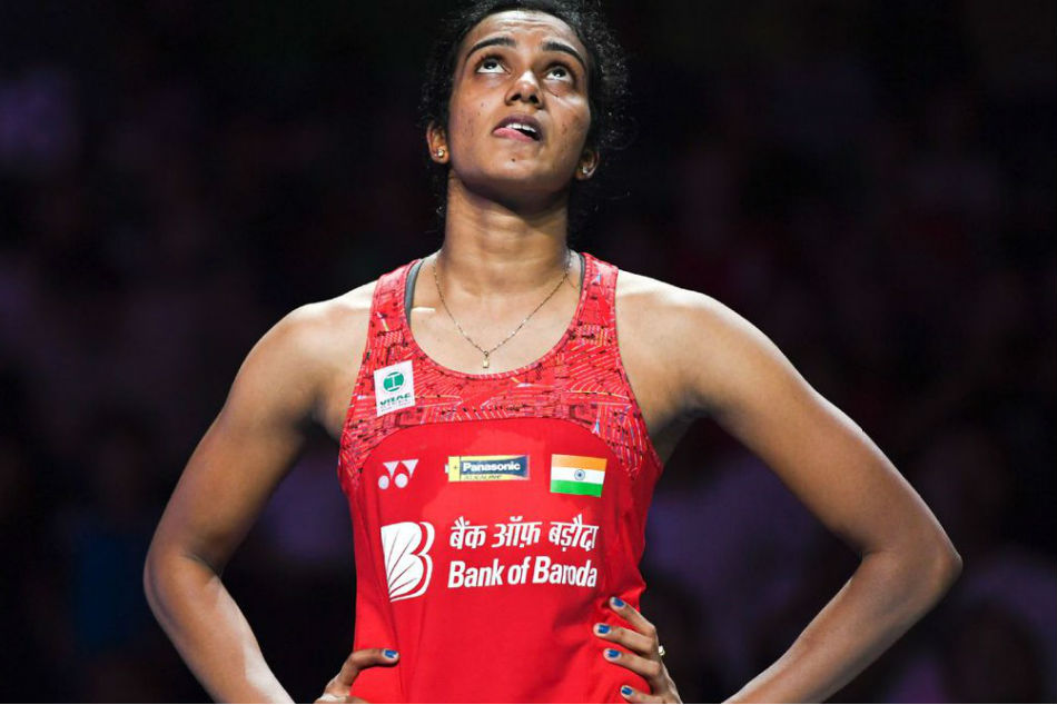All England Championships Sindhu Crashes Out