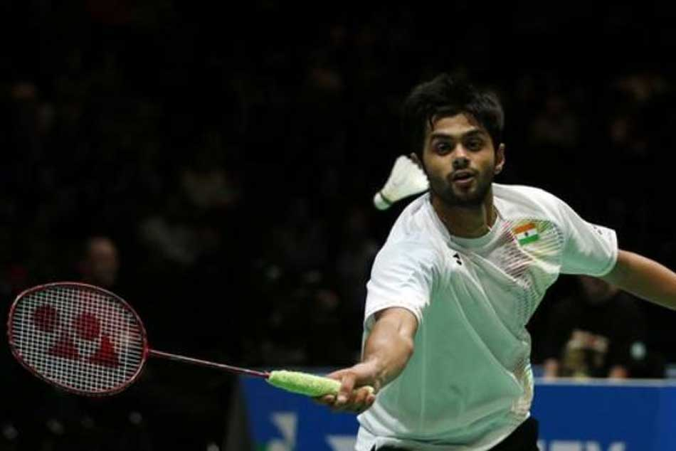 Swiss Open Sai Praneeth Settles For Silver
