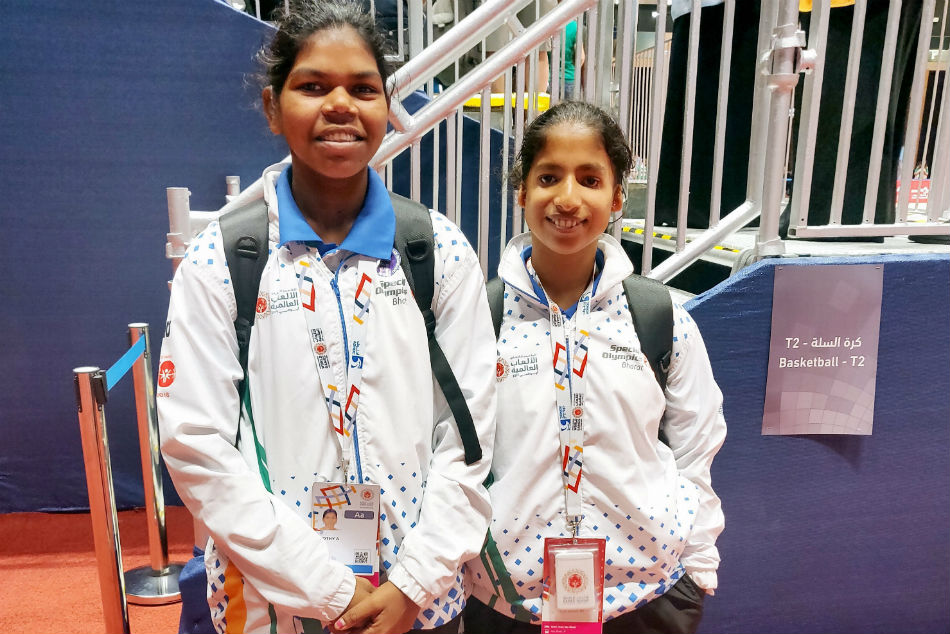 India Win Big At Special Olympics