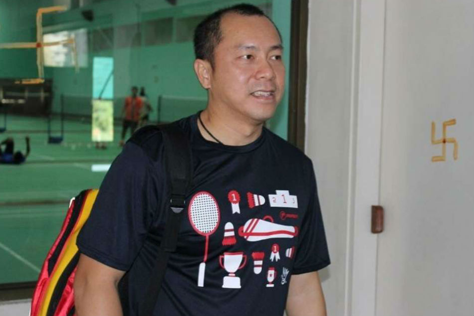 India Badminton Doubles Coach Tan Kim