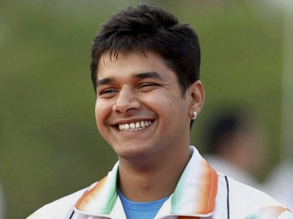 Issf World Cup Abhishek Verma Shoots Gold