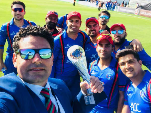 Afganistan Announces 23 Man Squad For Icc Odi World Cup