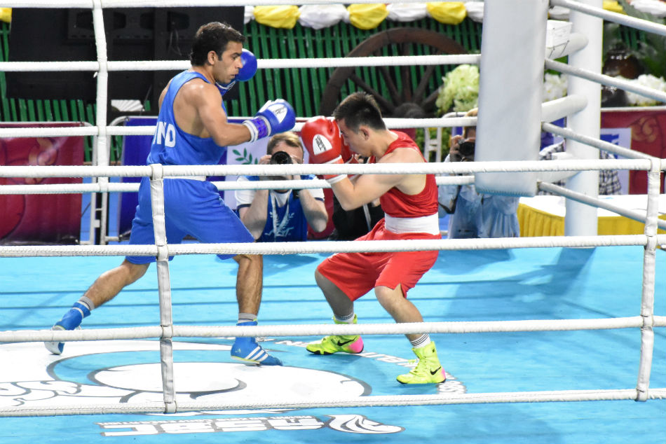 Asian Boxing India Ensured Of Five Medals