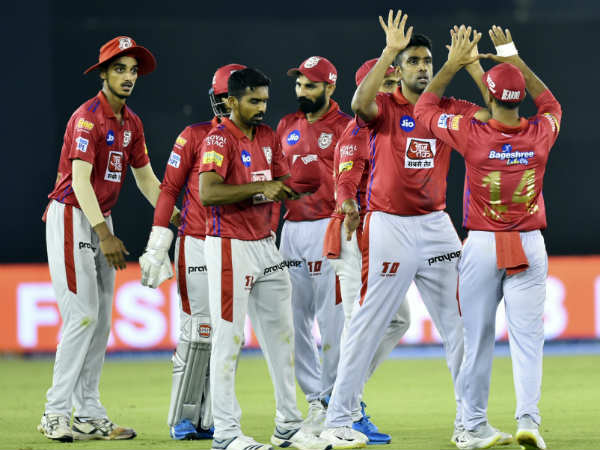 Rajasthan Royals Kings Eleven Punjab Ipl Match In Mohali