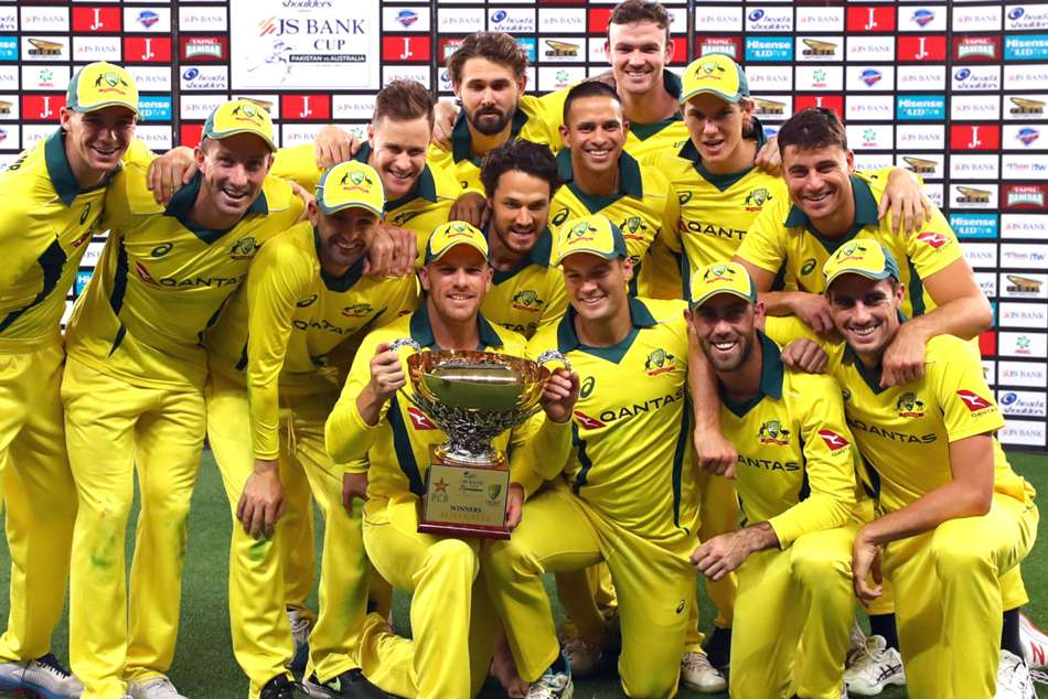 Australia Beat Pakistan By 20 Runs In Fifth Odi