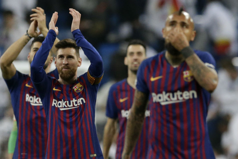 Barcelona A Little Closer To La Liga Title