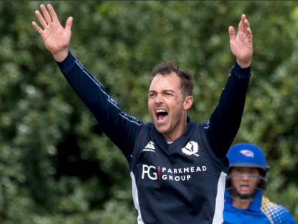 Scotland Allrounder Con De Lange Dies After Brain Tumour