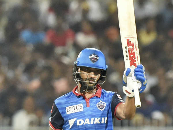 Shikhar Dhawan Praises Ganguly And Ponting For Delhi S Success In Ipl