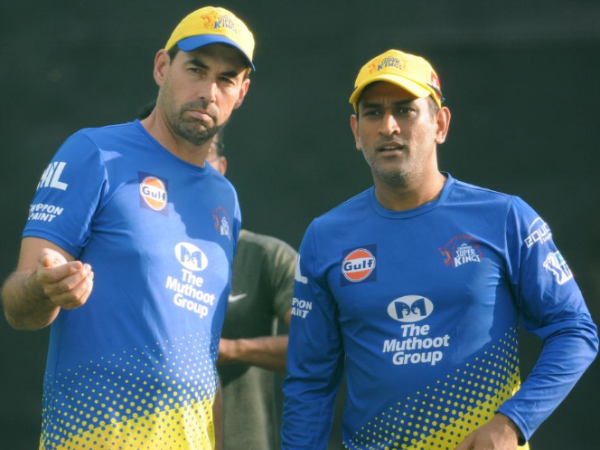 Ms Dhoni S Absence Creates A Big Hole Says Csk Coach Fleming