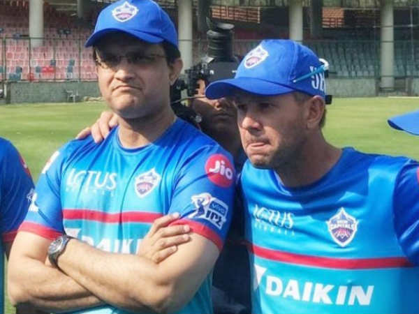 Me And Sourav Ganguly Have Got Similar Ideas Says Ponting