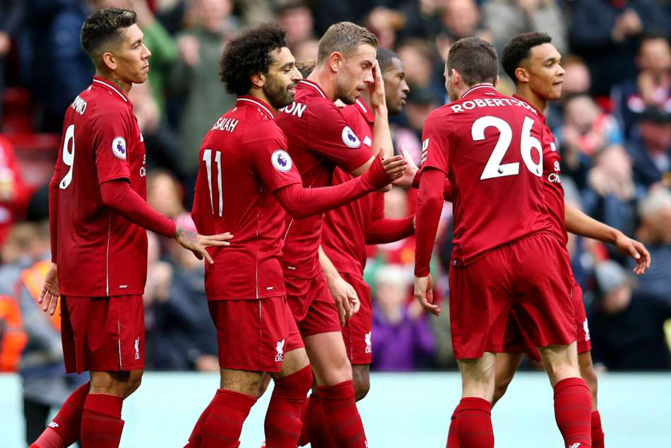 Football Wins For Liverpool Chelsea Real Psg