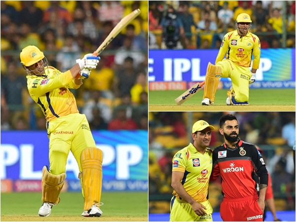 Dhoni Sixes In Indian Premier League