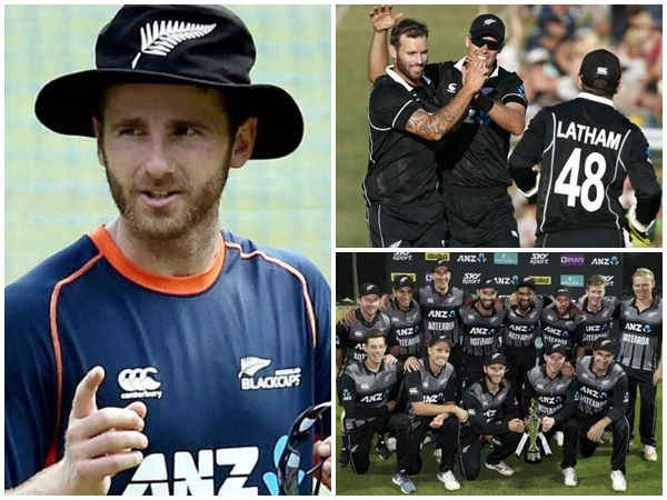 Newzealand Becoms First Team To Announce Their World Cup Sqaud