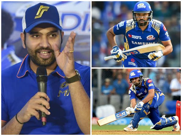 Rohit Sharma Misses An Ipl Match For First Time In 8 Years