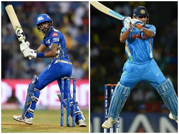 Dhoni Liked My Version Of Helicopter Shot Says Hardik Pandya