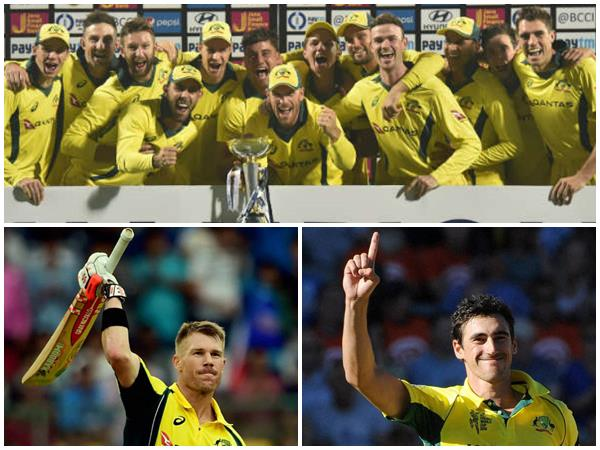 Key Players For Australia In Upcoming Odi World Cup